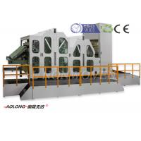 China PP Fiber Nonwoven Carding Machine For Small Businesses 1500mm - 2500mm wholesale