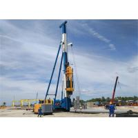 China Engineering Foundation Hydraulic Pile Hammer , Jack Hammer Pipe Driver wholesale