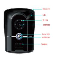 China New Arrival Stable Smart Villa Video Intercom Access Control System TCP/IP WIFI Wireless Video Door Phone Systems wholesale