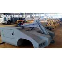 China Road Recovery Wrecker Tow Truck Superstructure Upper Part Body Kits wholesale