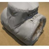 China Silicon Aerogel Blanket Insulation Cover For Steam Directly Buried Pipe wholesale