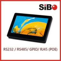 China SIBO Q896 In Wall Android Tablet With RS232 wholesale