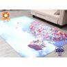 China Swan Lake Home Decoration Printed Felt Carpet Sheets wholesale