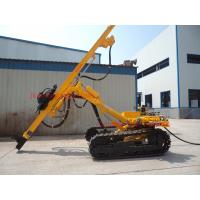 China Crawler Pneumatic Top Hammer Drilling Rig,Drifting rock drill DRC300 wholesale