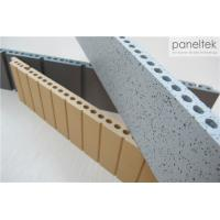 Buy cheap Building Facade Cladding Systems , Ventilated Terracotta Rainscreen Cladding System from wholesalers