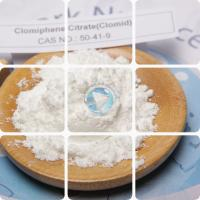 China Anabolic Post Cycle Therapy Bodybuilding Clomiphene Citrate Clomid CAS 50-41-9 wholesale