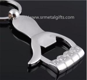 China Metal palm shape bottle opener keychain, metal fist bottle opener keyrings, cheap prices, wholesale
