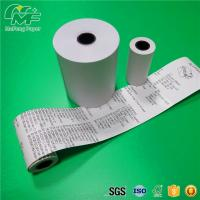 China 80*60mm Thermal Cash Register Paper Rolls for Cash Register/POS/PDQ Machine & Small Ticket Printer wholesale