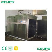 China High efficiency vacuum cooling machine for bread chicken snacks on sale