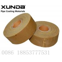 China Denso Prteolaum Anti Corrosive Tape For Vessel , protective Pipe Wrapping Tape wholesale