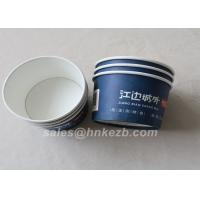 China Food Grade A Paper 380ml Single Wall Ice Cream Paper Cups With Customized Logo wholesale