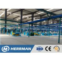 China Rubber Continuous Vulcanizing Cable Extrusion Line For Sheathing And Insulation wholesale