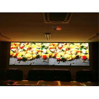 Buy cheap 2.5mm Pixel Pitch Led Digital Advertising Display, Indoor Full Color Led Display from wholesalers