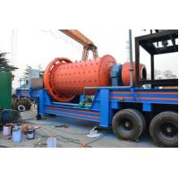 China Mobile/Moveable Ball Mill For Gold Ore Beneficiation Plant wholesale