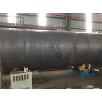 China Pressure Vessels Pipe Welding Rotator / Stand Roller With Wireless Hand Control Box wholesale