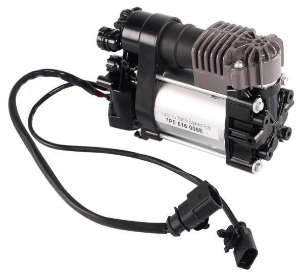 air suspension compressor pump for porsche cayenne 2011 audi q7 new model 7p0616006e of