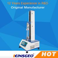 China 600mm Microcomputer 300N Universal Compression Strength Testing Machines With Ball Screw wholesale