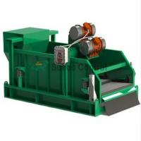 China 130m³ / H Capacity Linear Motion Shale Shaker With Strong Vibration Strength wholesale