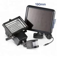Buy cheap SMD2835 60 LEDS Solar Powered Led Security Light Motion Detector Easy Installati from wholesalers