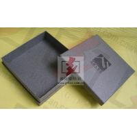 China Small Candle Gift Boxes Rectangle , Cardboard Packing Boxes For Moving wholesale