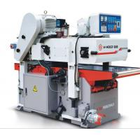 Buy cheap High Efficient 2 Sided Planer , Industrial Wood Planer Woodworking Equipment from wholesalers