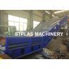 China PET bottle crushing washing recycling machine with hot washer 1000kg/h wholesale