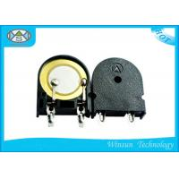 Buy cheap 22 *  7 mm External Drive Mirco 20V Piezo Buzzer With Flat Needle 2800Hz Used for Printers from wholesalers