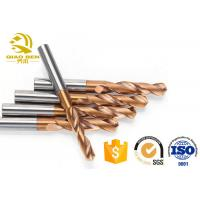 China Professional Solid Carbide Reamers Spiral U Groove High Speed Processing wholesale