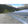 China Semi - Steel Highway W Beam Guardrail Customized Hole Patterns 4320 / 4130 Length wholesale