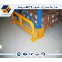 China Industrial Powder Coating Selective Pallet Racking System For Warehouse Storage wholesale