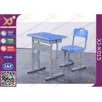 China Metal Student Modern Single Seats College Classroom Furniture ISO9001 ISO14001 SGS wholesale