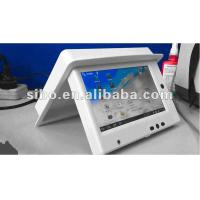 Buy cheap cheapest capacitive touch screen tablet pc built-in Headrest for Taxi/Car/Bus from wholesalers