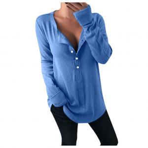 China BEIANJI Career Turn Down Collar Shirt Ladies Stylish Tops wholesale
