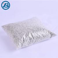 China High Pure Hydrogen Water ORP Magnesium Ball 6mm magnesium prills for water treatment on sale