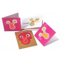China Panton Color Custom Card Printing Wedding Card Printing Services For Any Shape wholesale