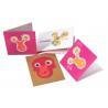 China Panton Color Custom Card Printing Wedding Card Printing Services For Any Shape wholesale