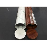 Buy cheap Decorative Aluminum Round Tube Suspending Metal Ceiling in building from wholesalers