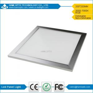 China Energy Saving Ra 80 LED Flat Panel Lights 12W 200*200mm Residential Lamp wholesale