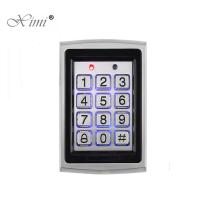 China 500 Users Face Standalone Door Access Control System 125KHZ RFID Smart Card wholesale