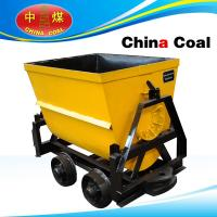 China Bucket-tipping Mine Car wholesale
