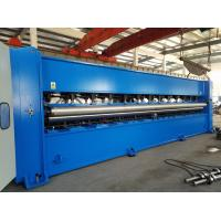 China 2000 - 6000 N/M Non Woven Needle Punching Machine Reliable Process Adjustment wholesale
