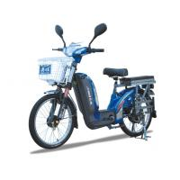 China 60V Battery Power Adult Electric Bike , Electric Powered Bicycle With Open Rear Rack wholesale