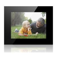 China Black HD 12 Inch Acrylic POP LCD Display Lcd Photo Frame With Video Auto Play wholesale