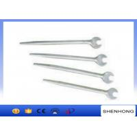 280 - 520mm Length Tower Erection Tools , Light Weight Sharp Tail Open - End Wrench