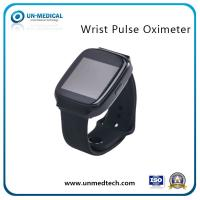 China Wrist Portable Handheld Fingertip Finger Pulse Oximeter Watch SpO2 Monitor Pulse Oximetry on sale