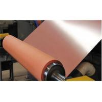 China 70um width Electrolytic HTE Copper Foil / Copper Sheet Roll on sale