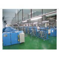 China 300P High Speed Double Twist Bunching Machine For Silver Jacketed Wires wholesale