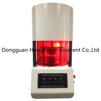 China Computerized Rubber Moving Die Rheometer MDR Test Machine Display resolution 0.1°C wholesale