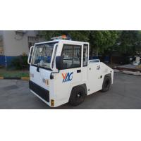 China Low Noise Tug Aircraft Tow Tractor 2560 x 1160 x 1990 mm Easy Maintenance wholesale