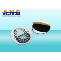 China Anti - Metal NFC Tag Stickers / Absorbing Materials NFC Rfid  Tags Passive on sale
